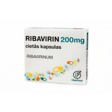 Купить Веро-Рибавирин Vero-Ribavirin 200mg/168шт в Москве
