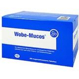 Вобе-Мукос Wobe-Mucos 360 шт