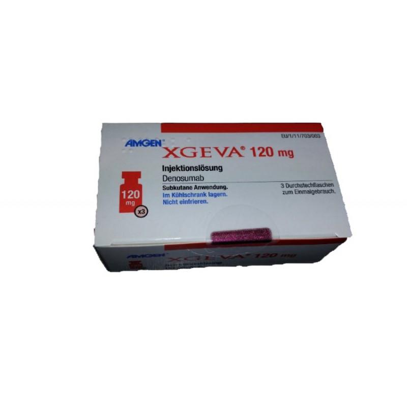 Эксджива Xgeva (Деносумаб) 120 мг/3флакона