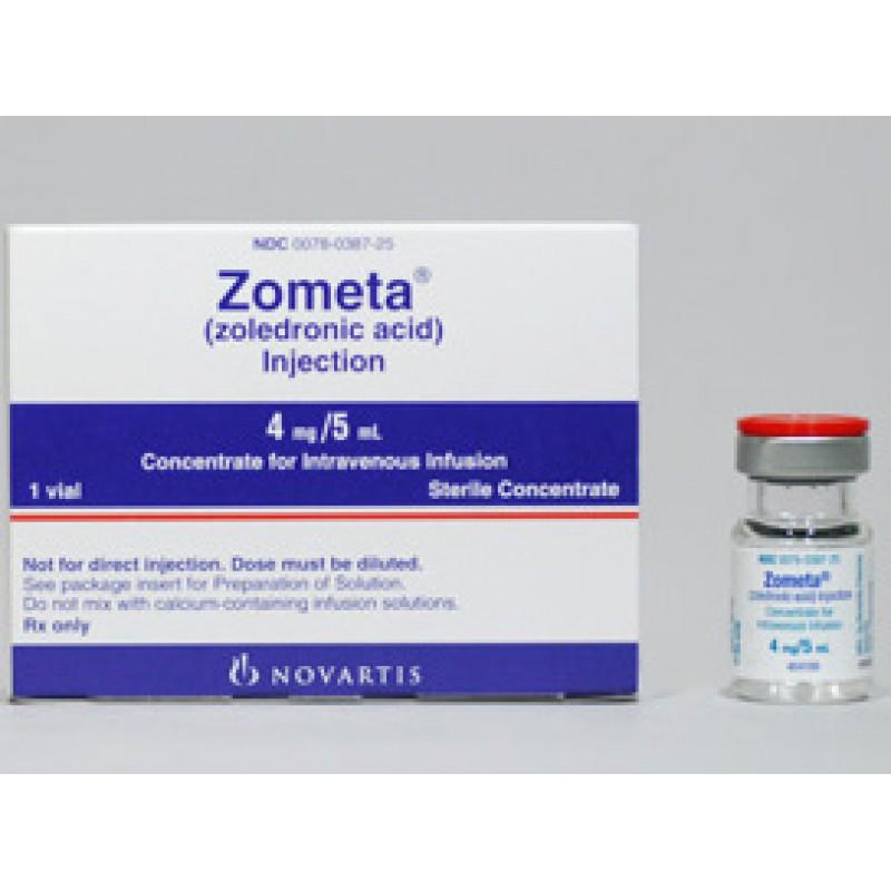 Зомета Zometa 4MG/5ML